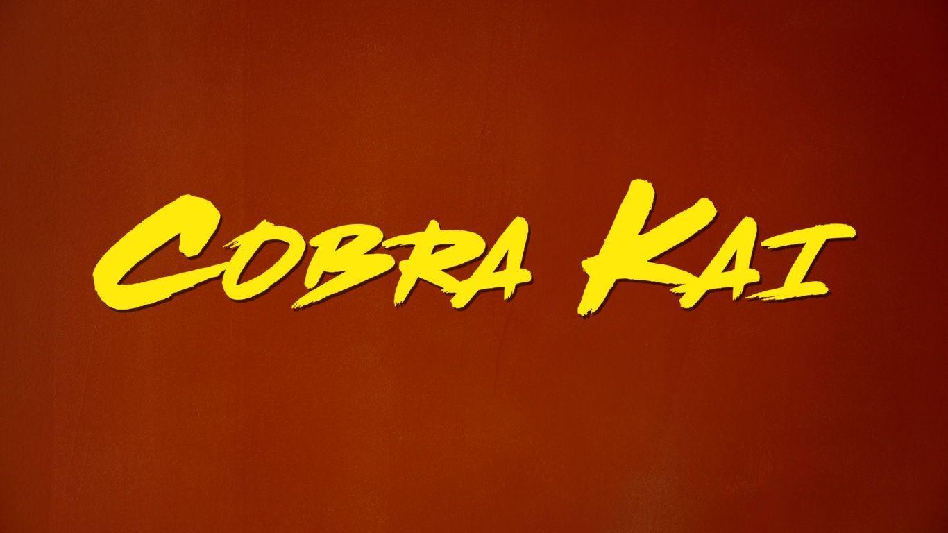 Cobra Kai Wallpapers TrumpWallpapers 1366x768