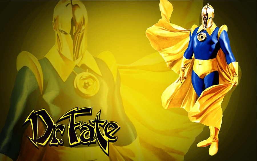 Dr Fate by Superman8193 900x563