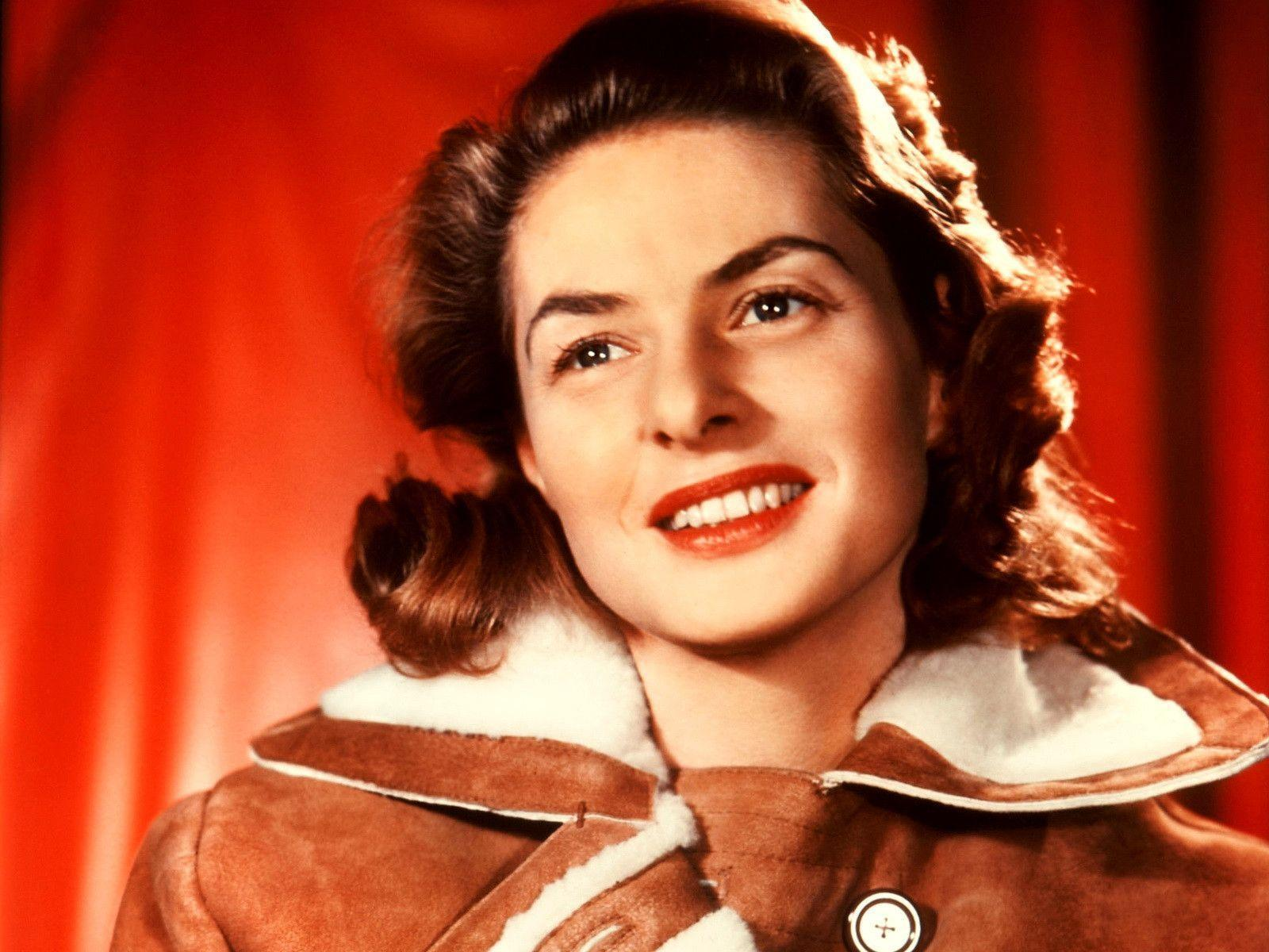 Ingrid Bergman Wallpapers 1600x1200