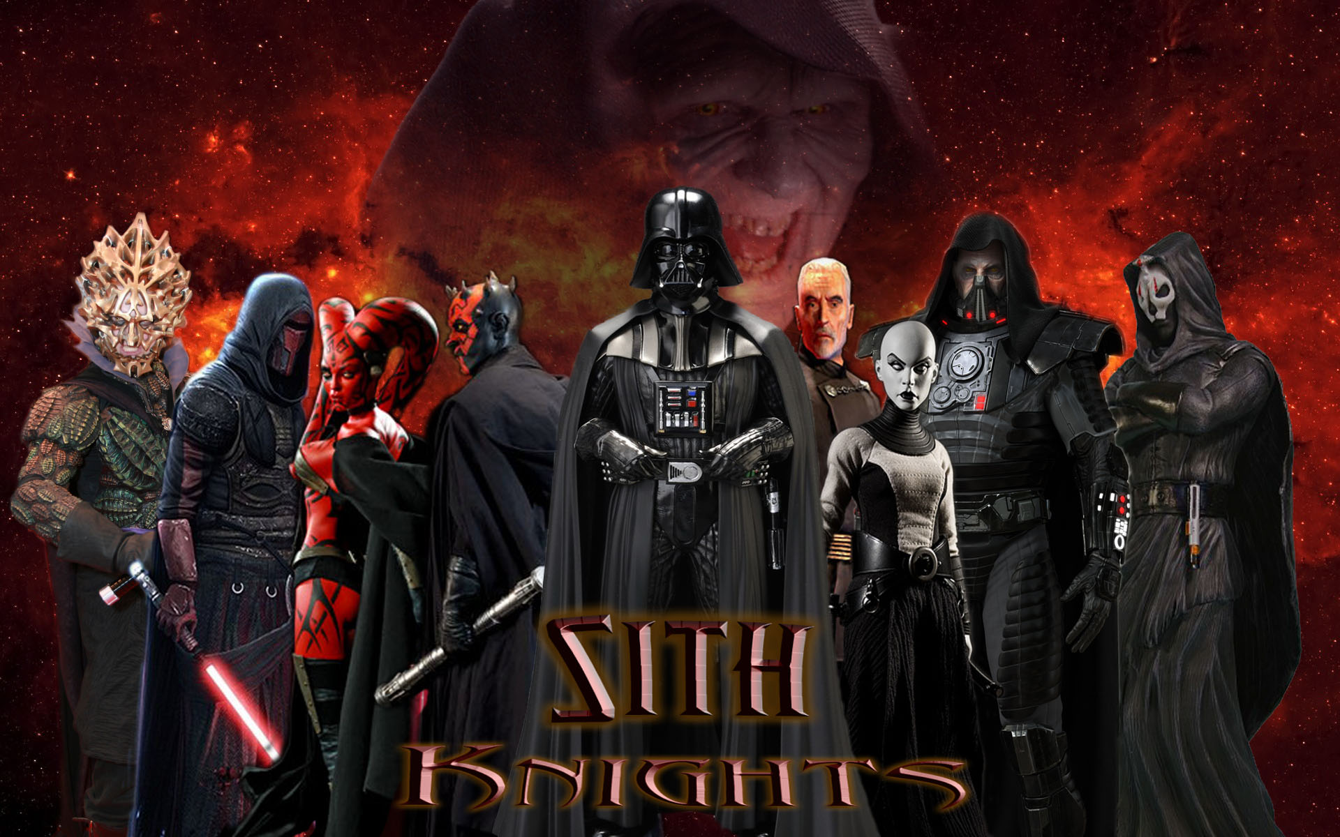 Star Wars Sith Lords Wallpaper - WallpaperSafari