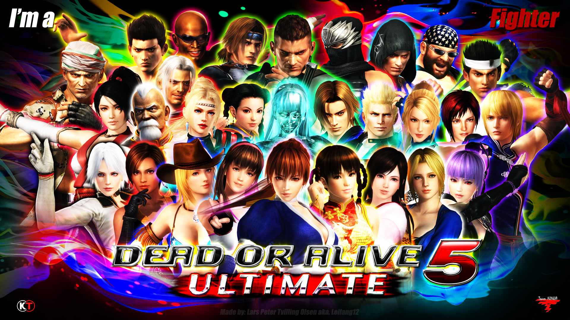OST 18   Dead or Alive World 1920x1080