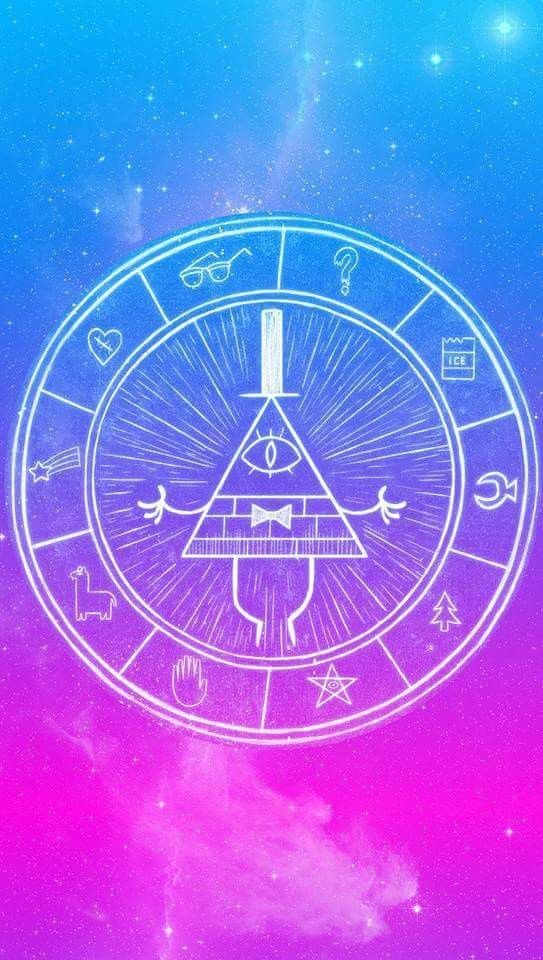 Bill Cipher Wallpaper Gravity falls bill Gravity falls 543x960