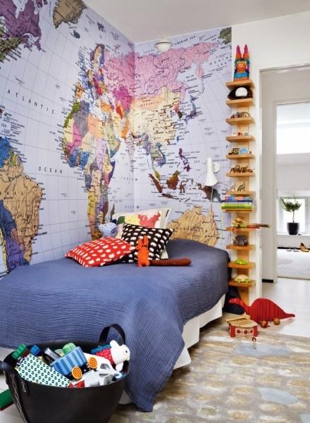 Just Kids Wallpaper Cool boys rooms Pinterest 440x601