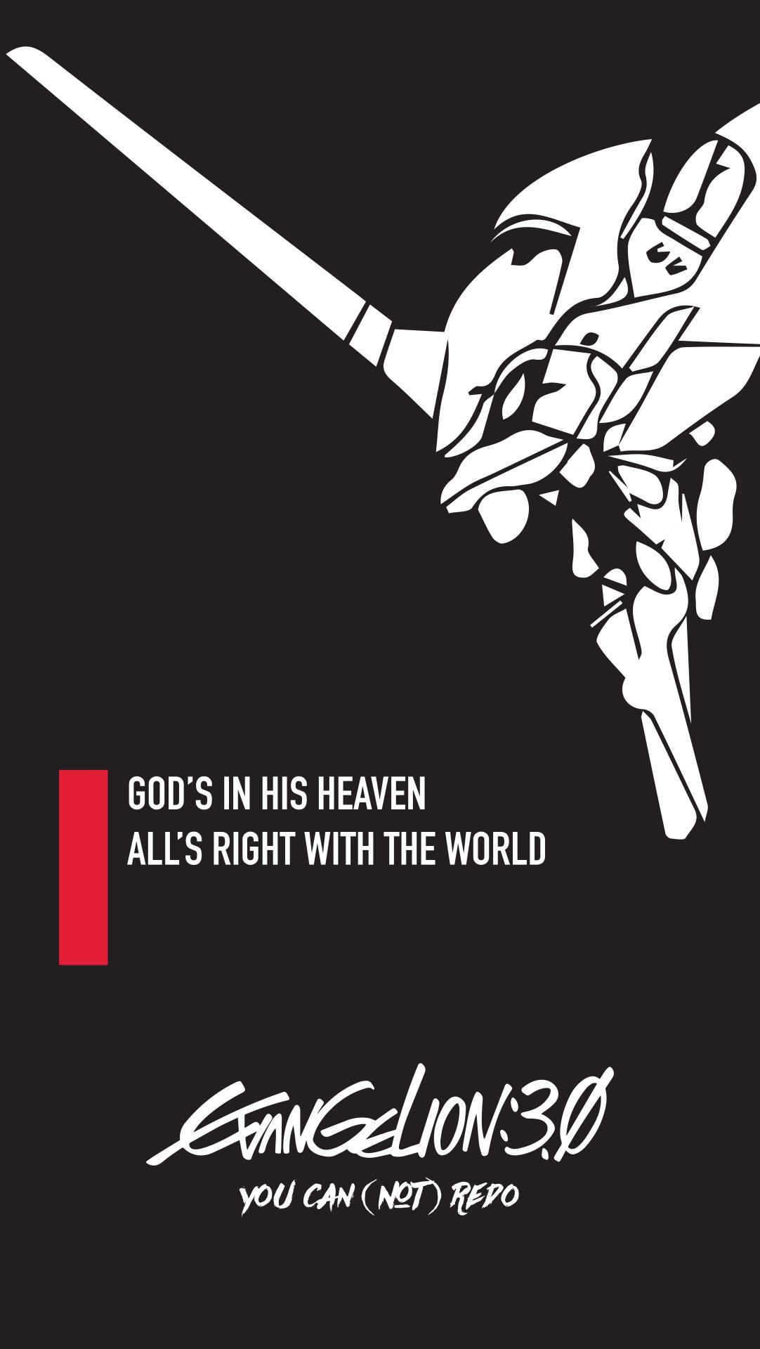 67 Evangelion Phone Wallpapers on WallpaperPlay 1082x1920