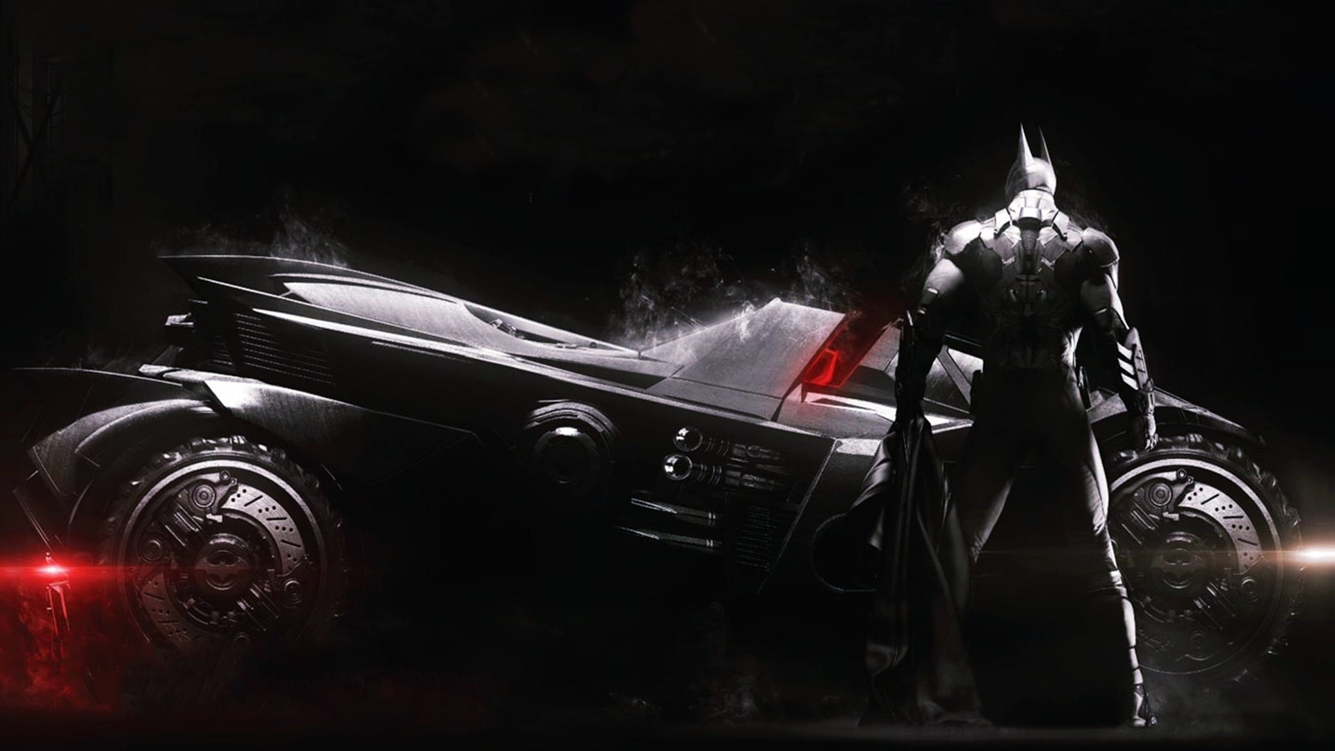 Batman Arkham Knight HD Wallpapers Backgrounds 1920x1080