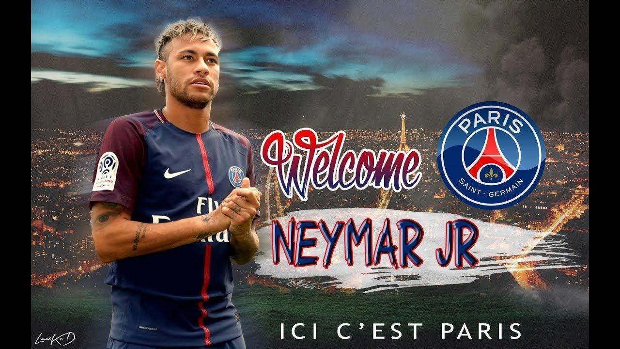 Neymar PSG Wallpapers 1280x720