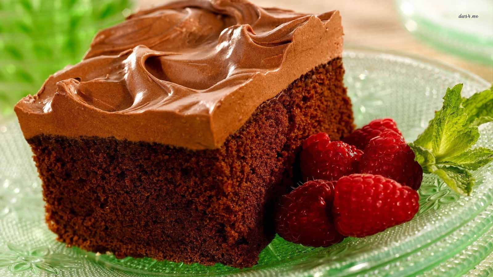 Chocolate Cake HD Wallpapers 1600x900