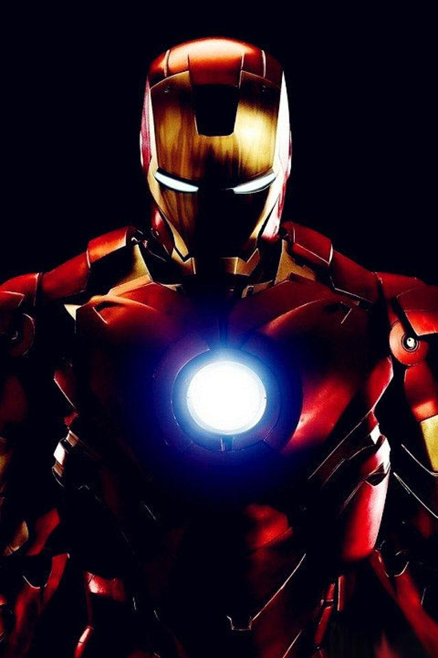 Iron Man iPhone Wallpaper - WallpaperSafari