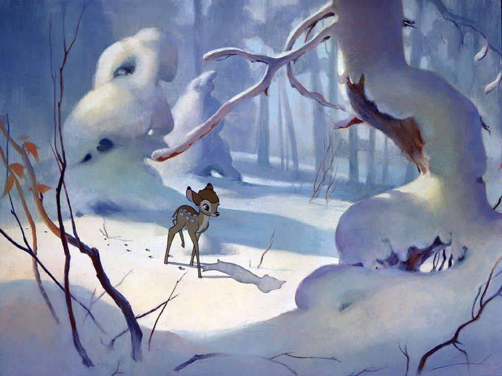 Bambi Wallpaper   Bambi Wallpaper 6248623 1024x768