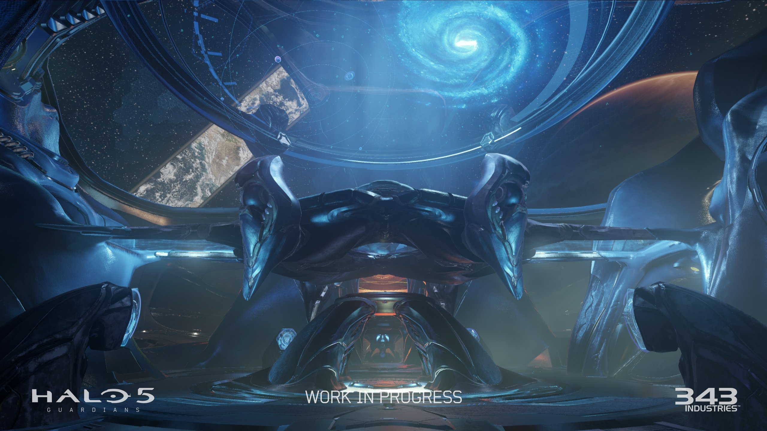 Halo 5 Guardians Computer Wallpapers Desktop Backgrounds 2560x1440 2560x1440
