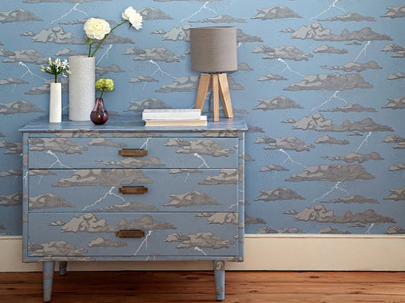 49 Removable Wallpaper On Furniture On Wallpapersafari