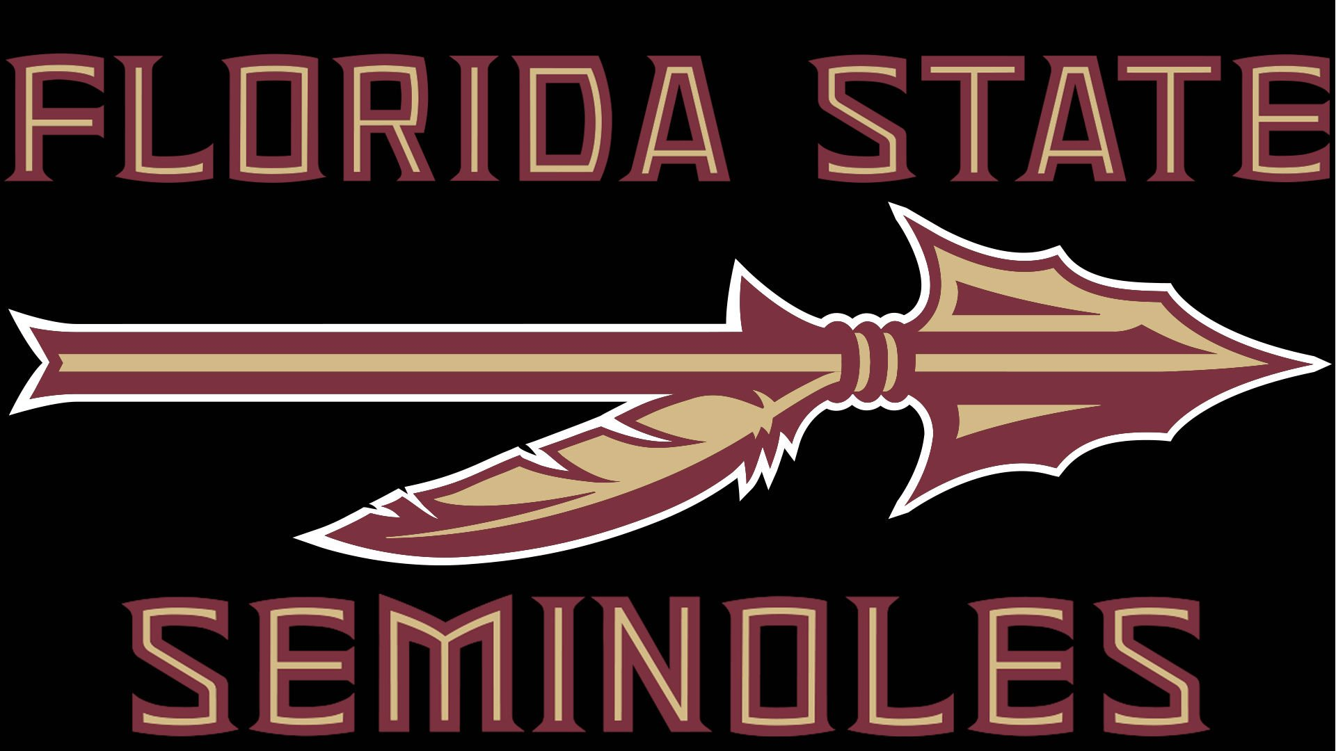 Florida state football wallpapers wallpapersafari florida state seminoles college football wallpaper 1920x1080 voltagebd Choice Image