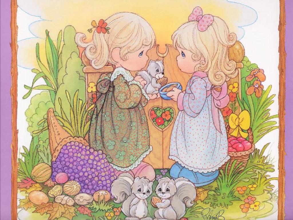 Precious Moments   cynthia selahblue cynti19 Wallpaper 30695892 1024x768