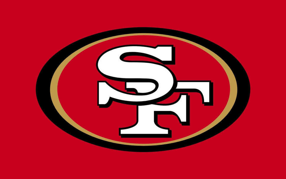 San Francisco 49ers Logo wallpaper   ForWallpapercom 969x605