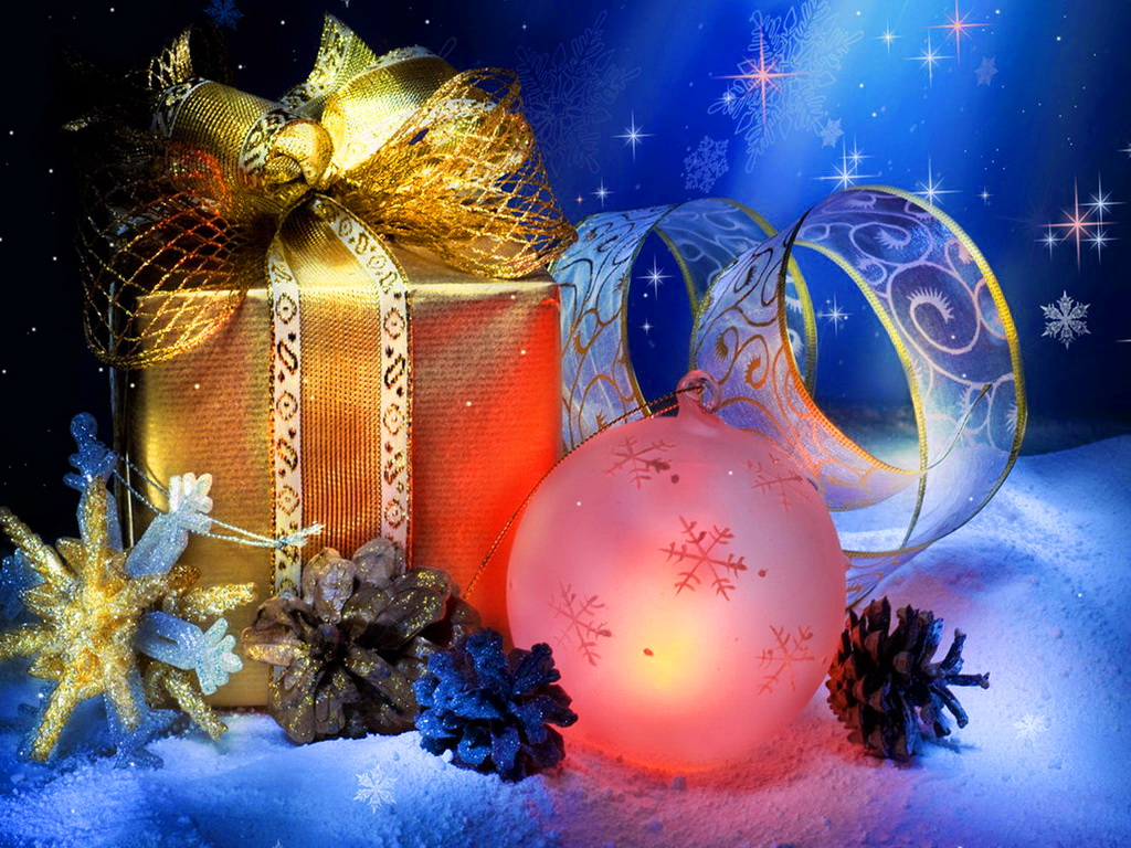 Christmas Wallpaper - Christmas Wallpaper (27668967) - Fanpop