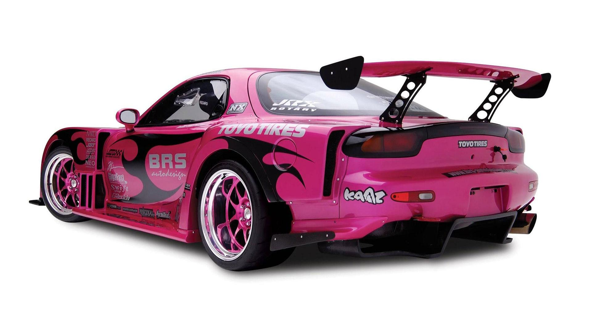 71 Pink Cars Wallpaper On Wallpapersafari