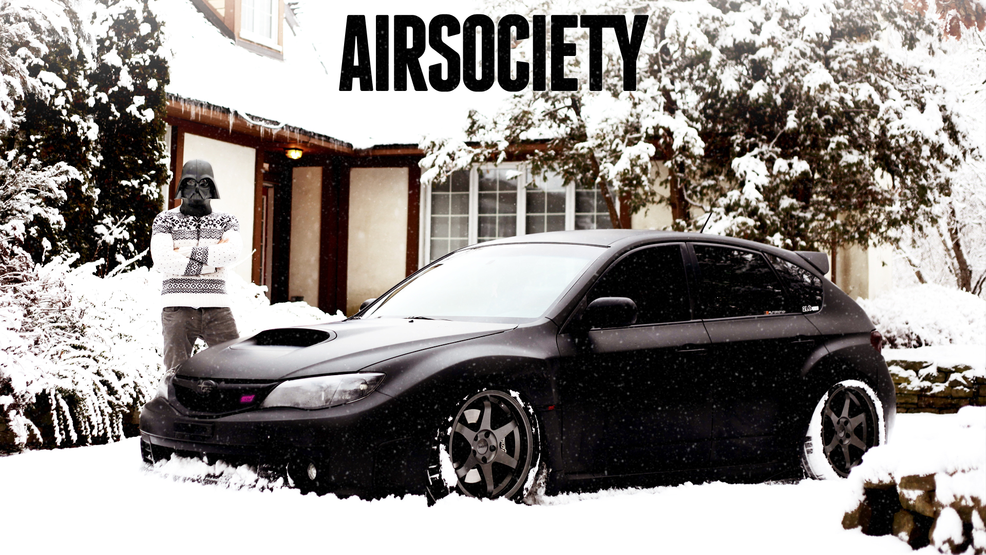 download Thread Merry Christmas from AirSociety [1920x1080 1920x1080