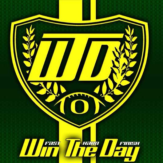 Oregon Ducks Backgrounds: Win The Day Wallpaper