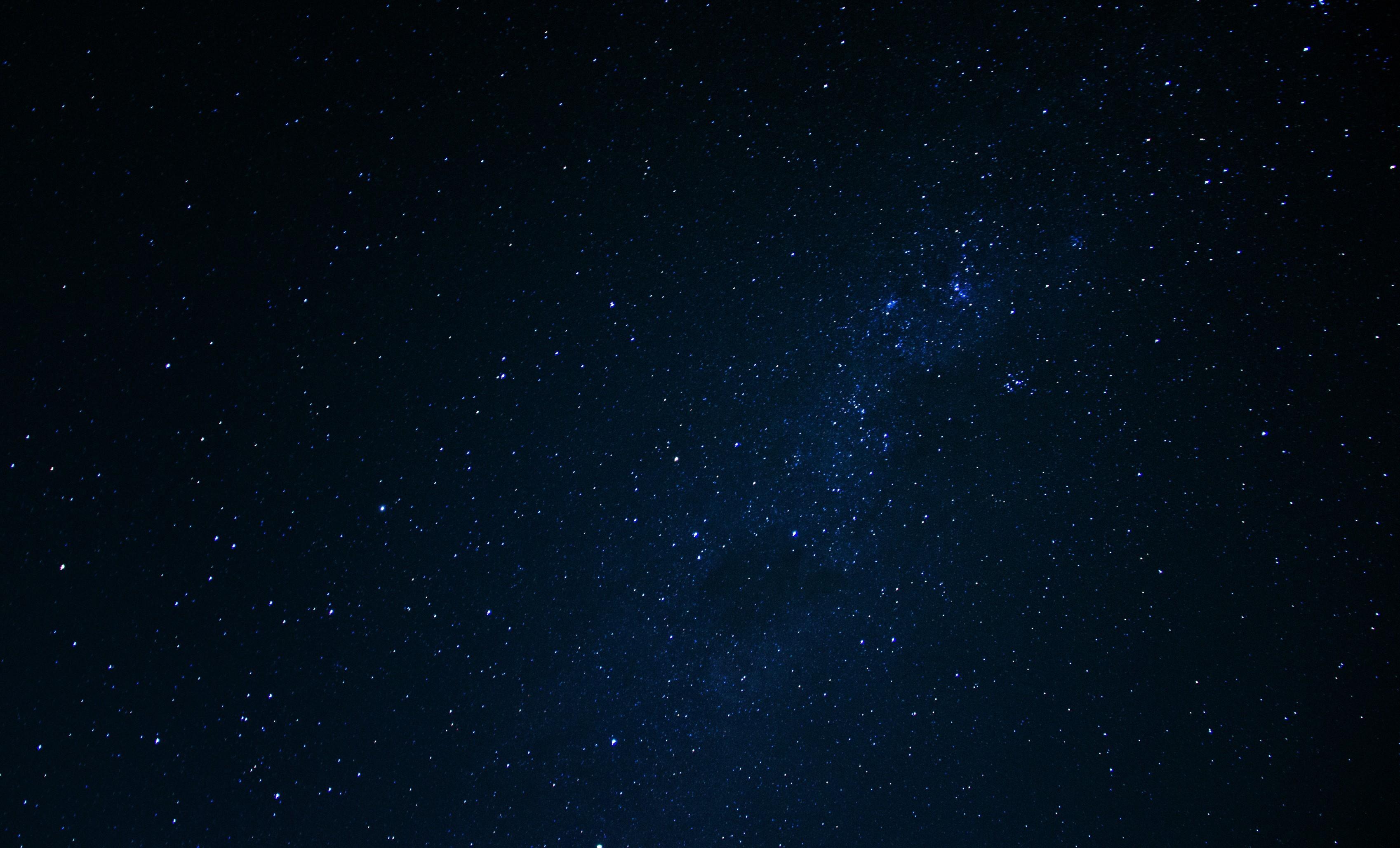 Outer space stars wallpaper 16838 PC en 3395x2057