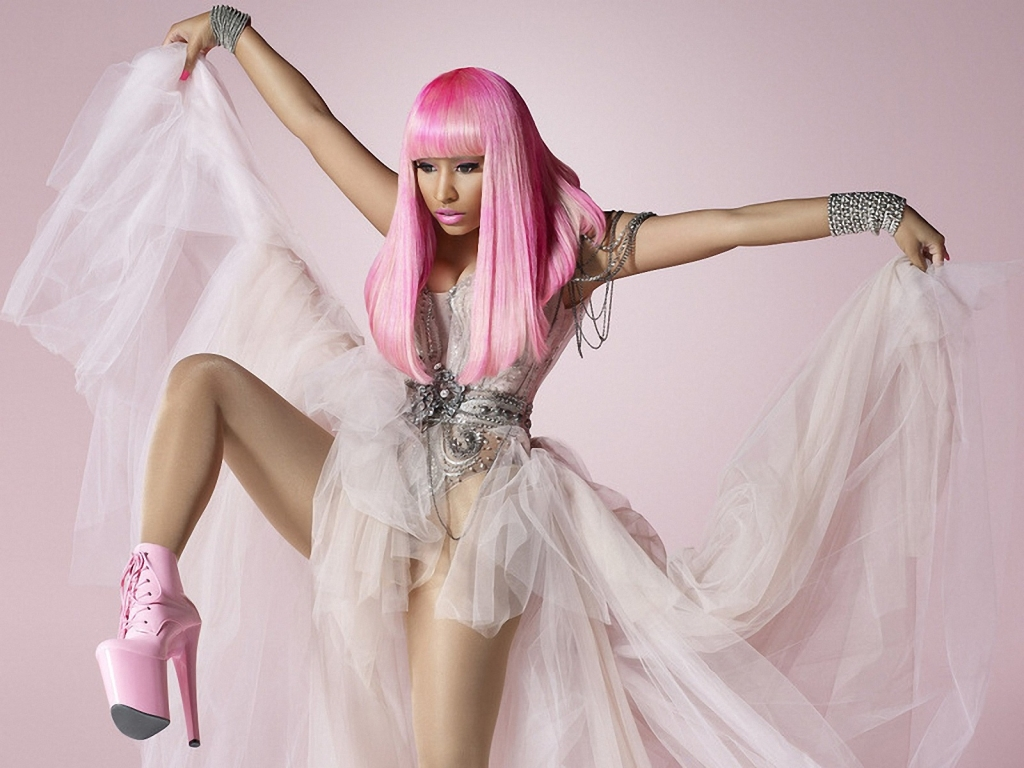 Nicki Minaj Wallpaper 1024x768 Wallpapers 1024x768 1024x768