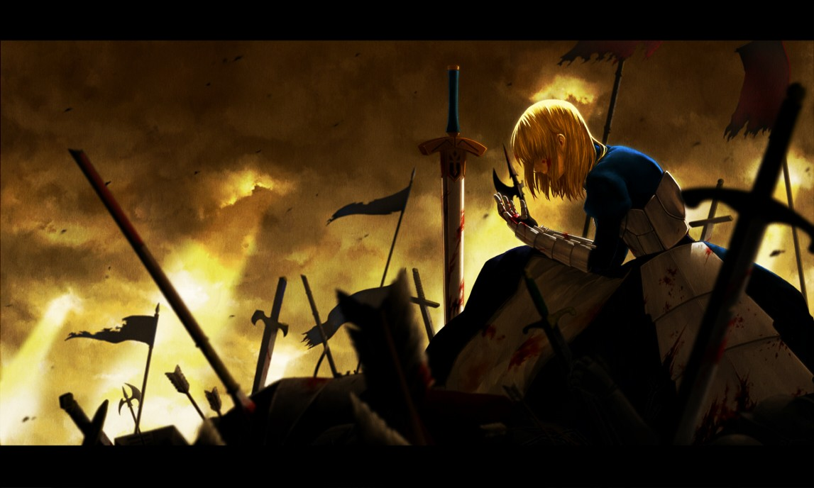 Saber Wallpaper 1147x688 Saber Fate 1147x688