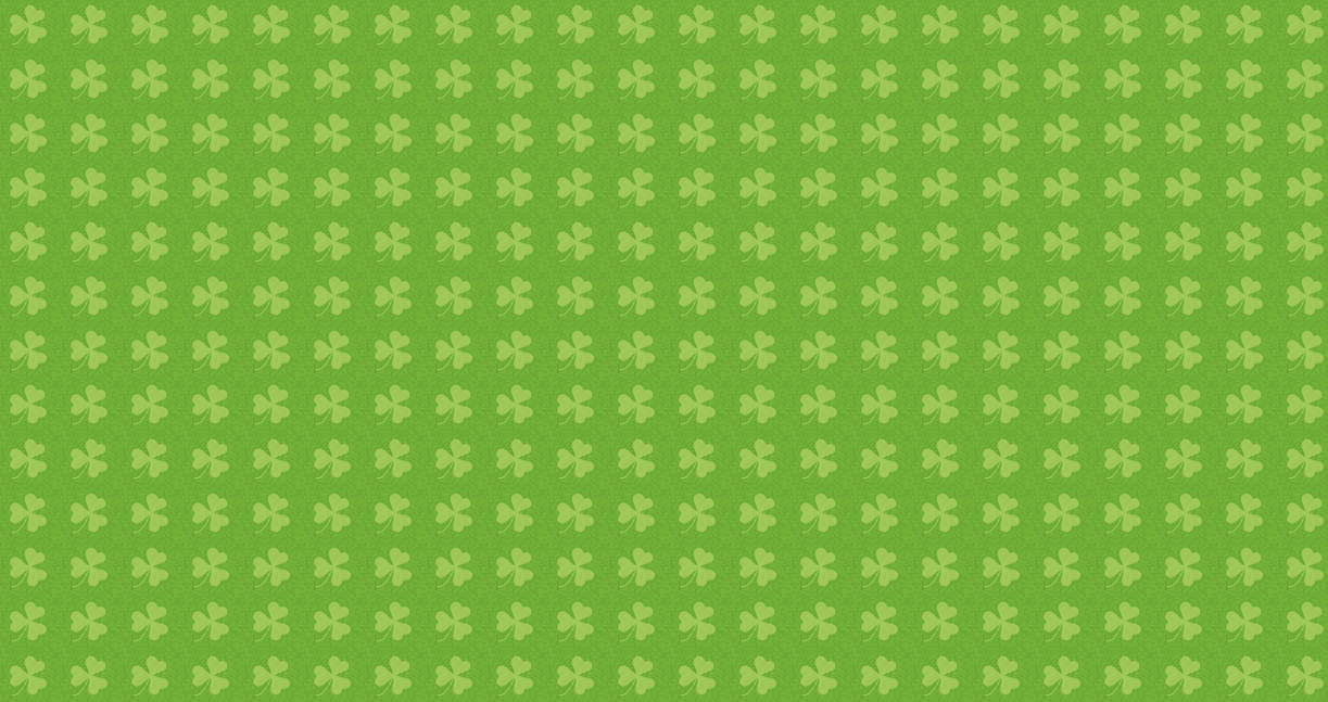 shamrock clover tiled wallpaper   ForWallpapercom 1223x647