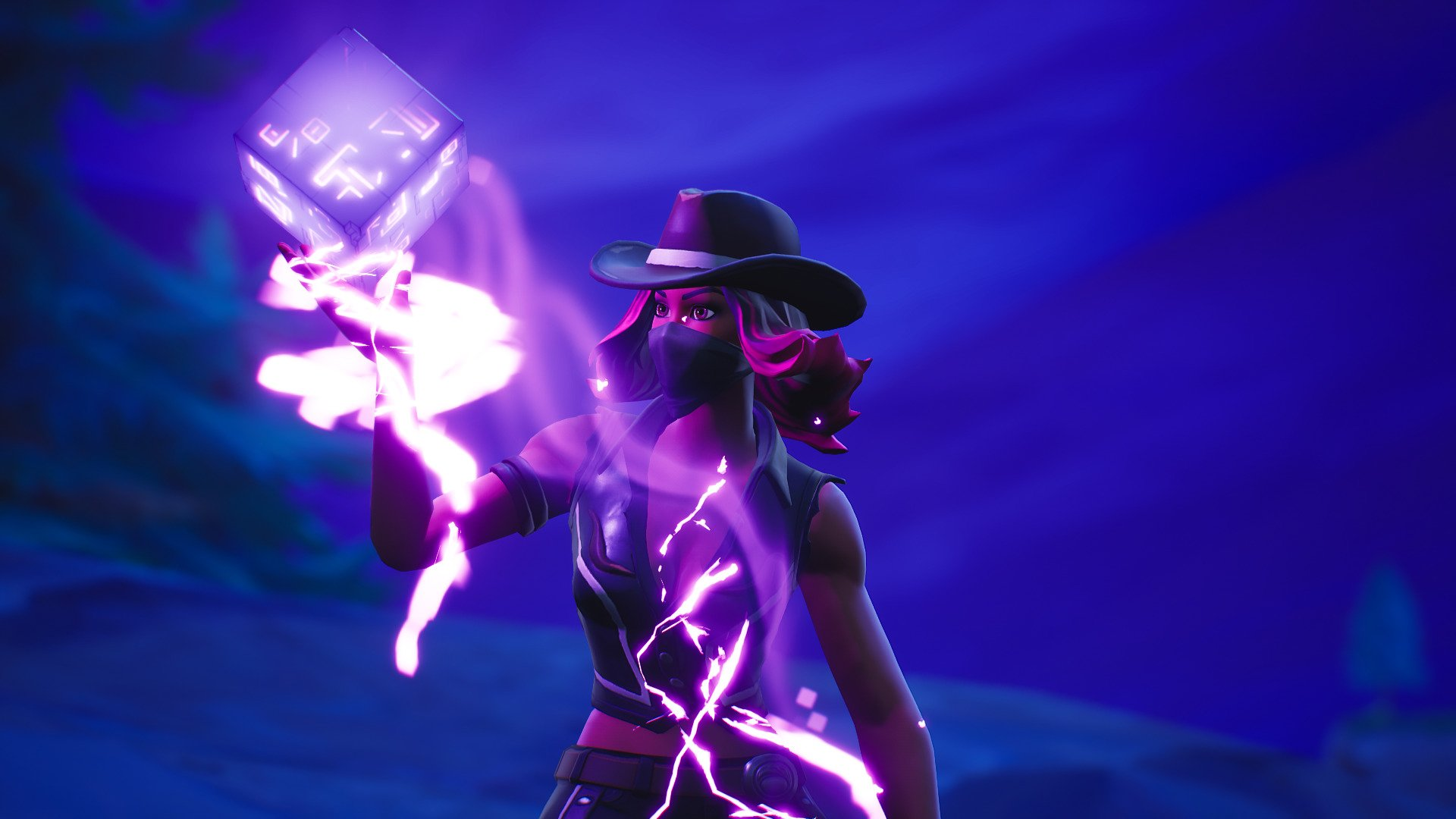 Calamity Fortnite Cube by Davidbellver 4291 Wallpapers and 1920x1080