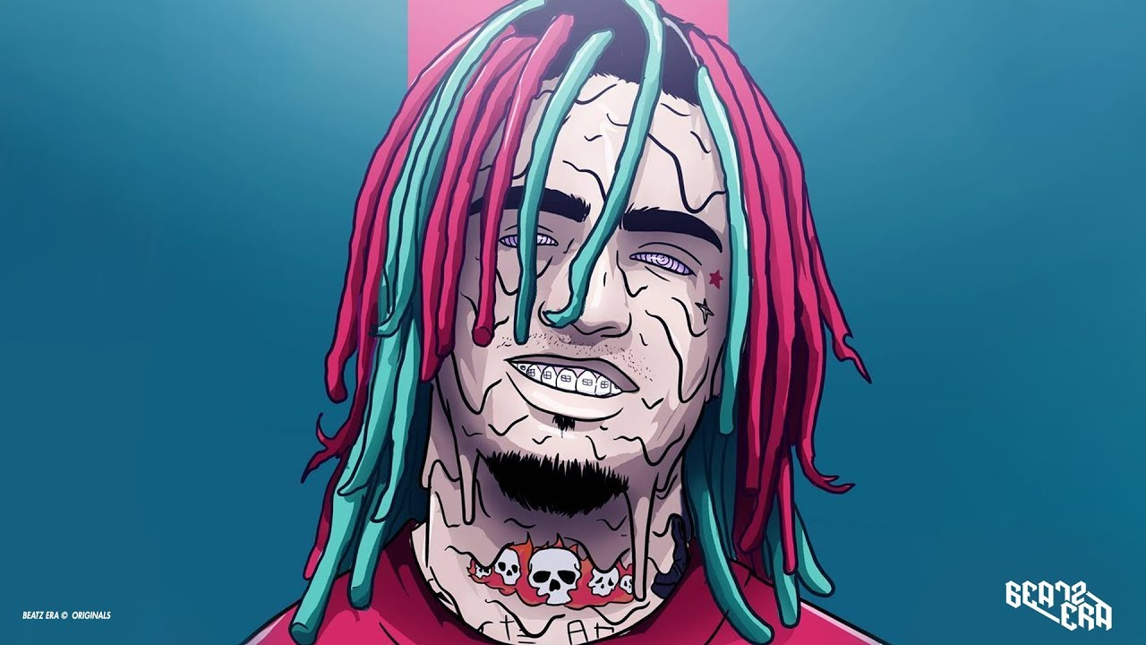 Lil Pump Type Beat Hd Wallpapers backgrounds Download   Elsetge 1280x720