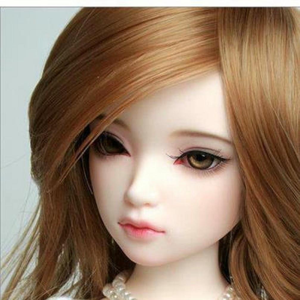 Unique HD Wallpapers 4U Cute Barbie Doll Sad HD Wallpaper 1007x1007
