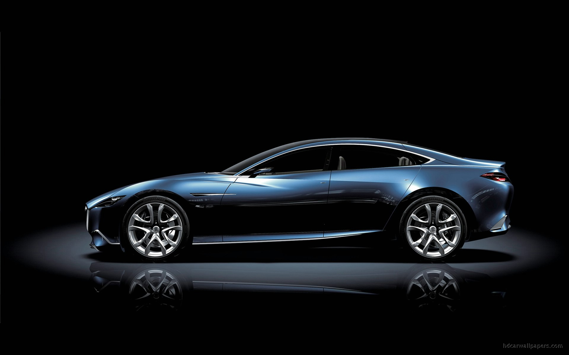2011 Mazda Shinari Concept Wallpaper HD Car Wallpapers 1920x1200