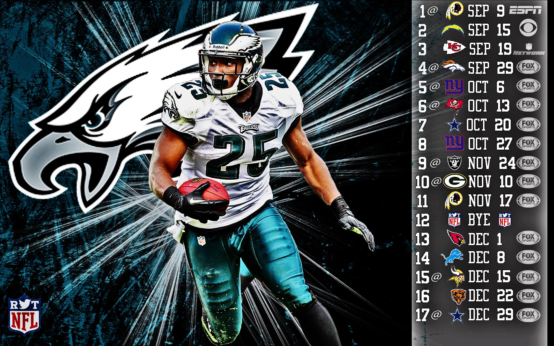 Philadelphia Eagles HDR Sports 1920x1200