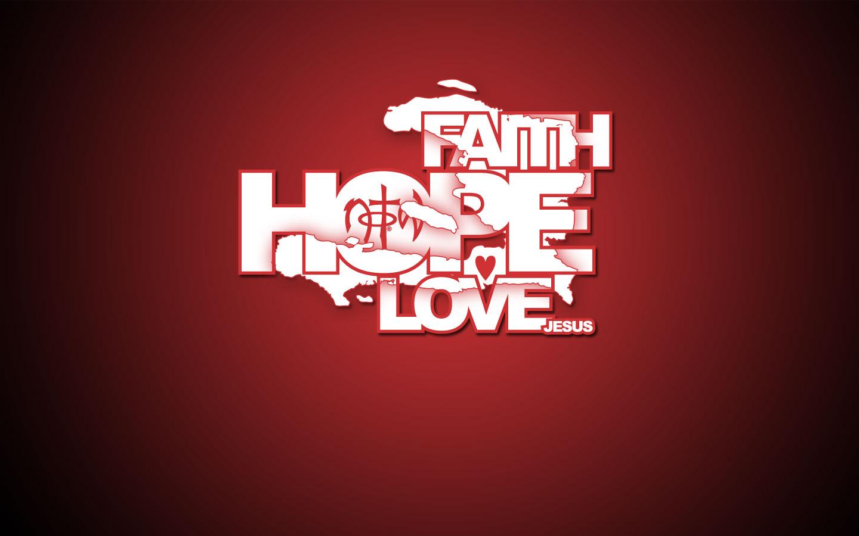 Faith Hope Love Wallpaper - WallpaperSafari