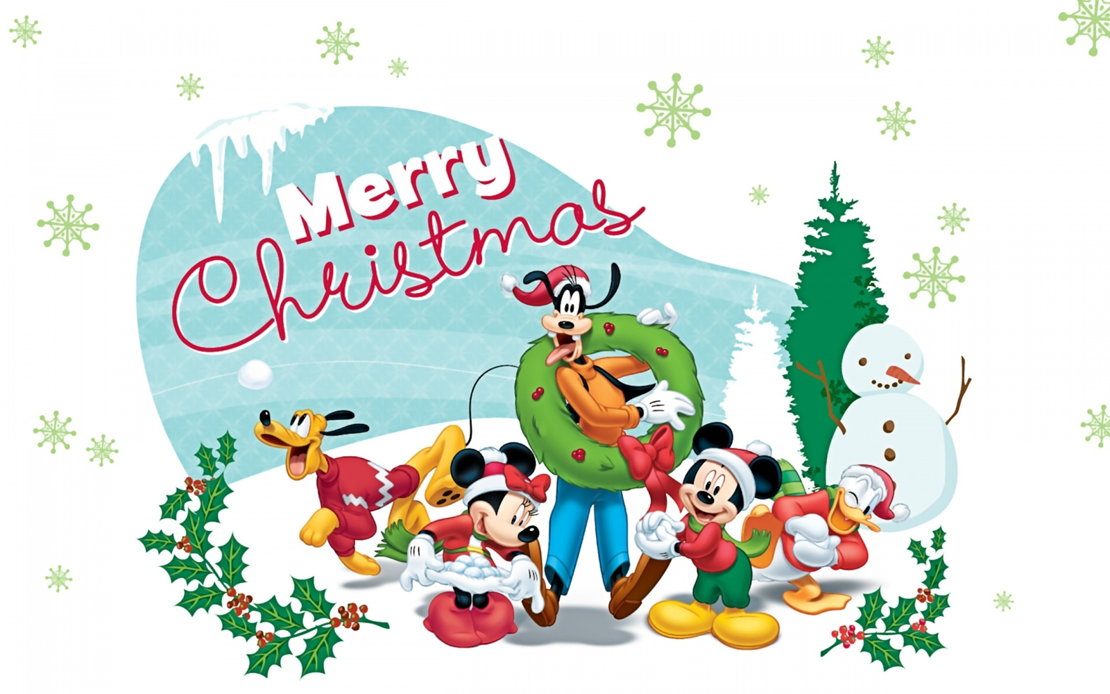 Disney Christmas   Disney Wallpaper 32956746 1600x1000