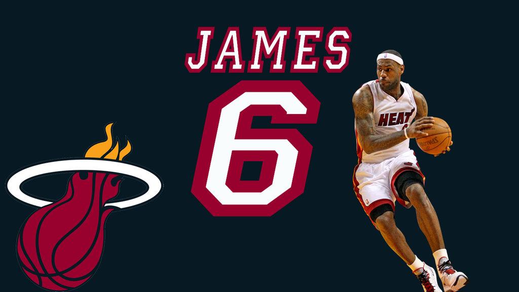 Miami HeatLeBron James by DevilDog360 1024x576