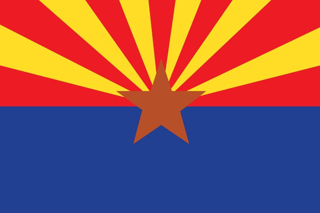 flag background Argentina flag background Arizona flag background 1024x683