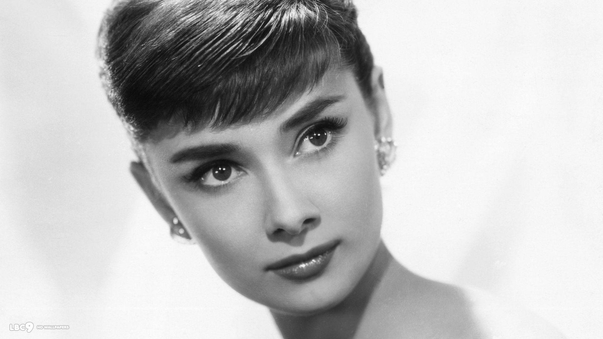 Audrey Hepburn Desktop Wallpapers 1920x1080
