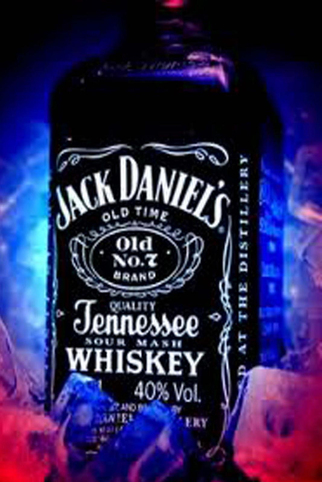 Wallpapers Jack Daniels Barman in Red 1067x1600