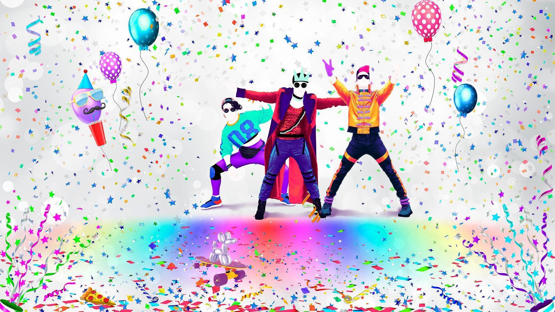 Just Dance 2020 Wallpapers 1920x1080
