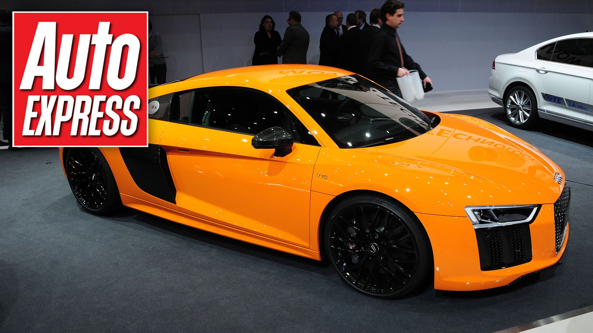 Audi Shows 2017 R8 Track Testing Video Car Wallpapers 1920x1080
