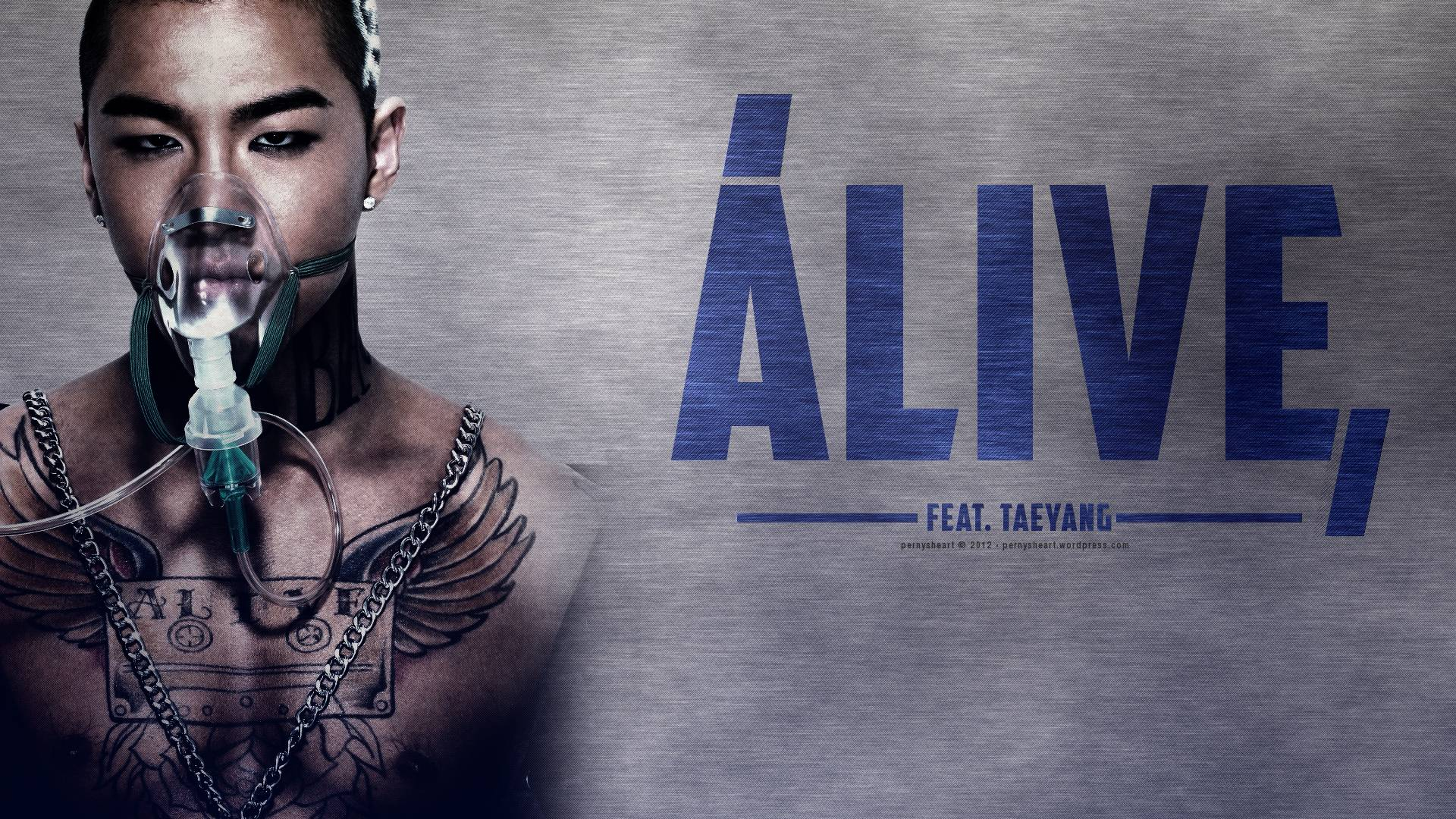 Alive ft Taeyang   Big Bang Wallpaper 1920x1080