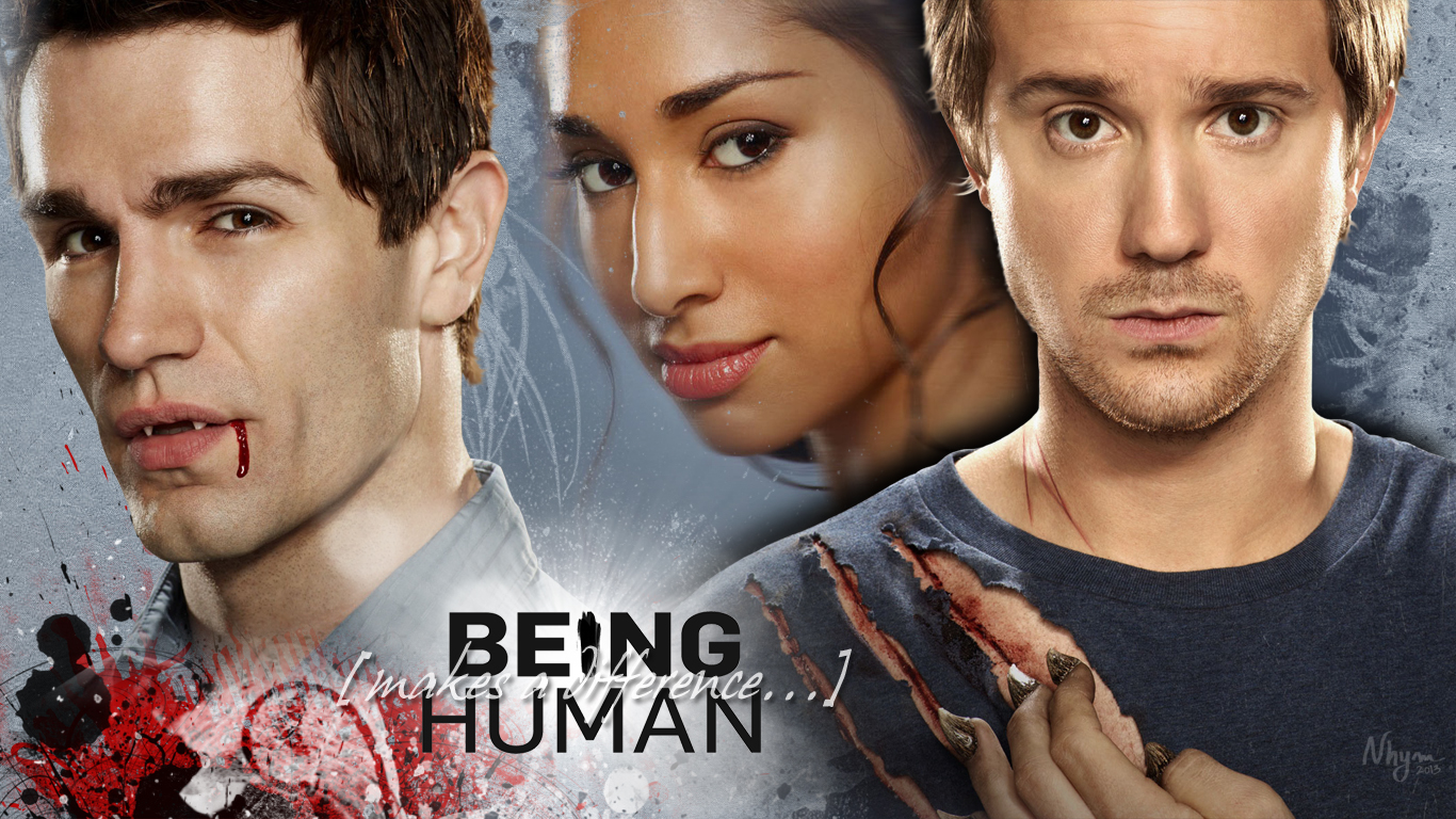 being human bbc wallpaper - photo #15