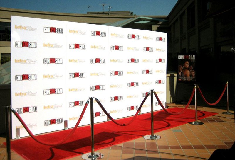 Red Carpet Arrival Backdrops Feel Good Events Melbourne 800x546
