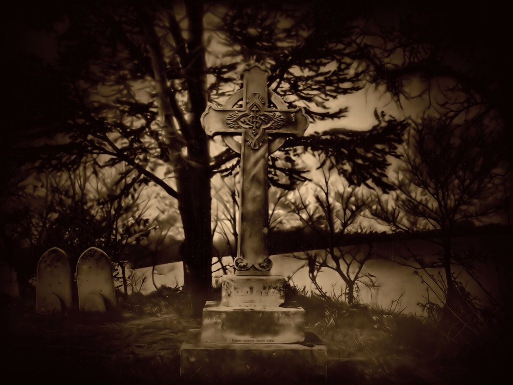 Celtic Cross by PsychoBudgie 1024x768