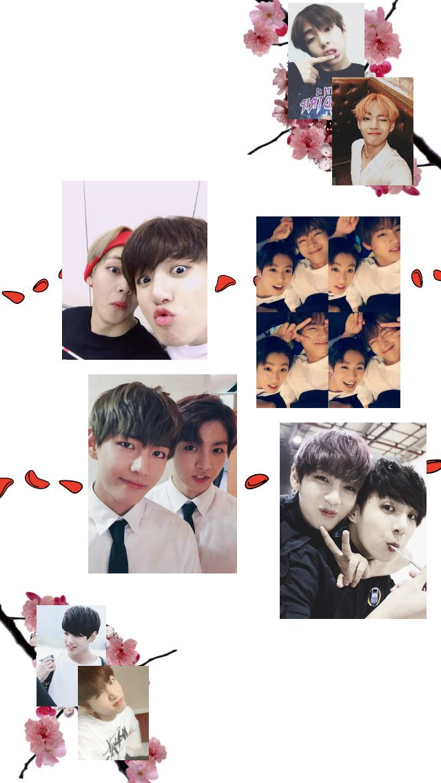BTS WALLPAPERS on Twitter [HQ] BTS Concept Photos Vkook 640x1136