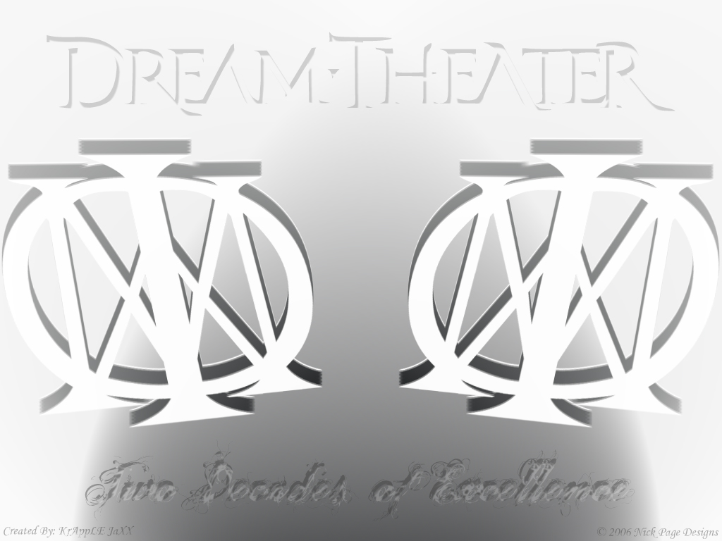 Modern Dream Theater Wallpaper by KrAppLEJaXX on deviantART 1024x768
