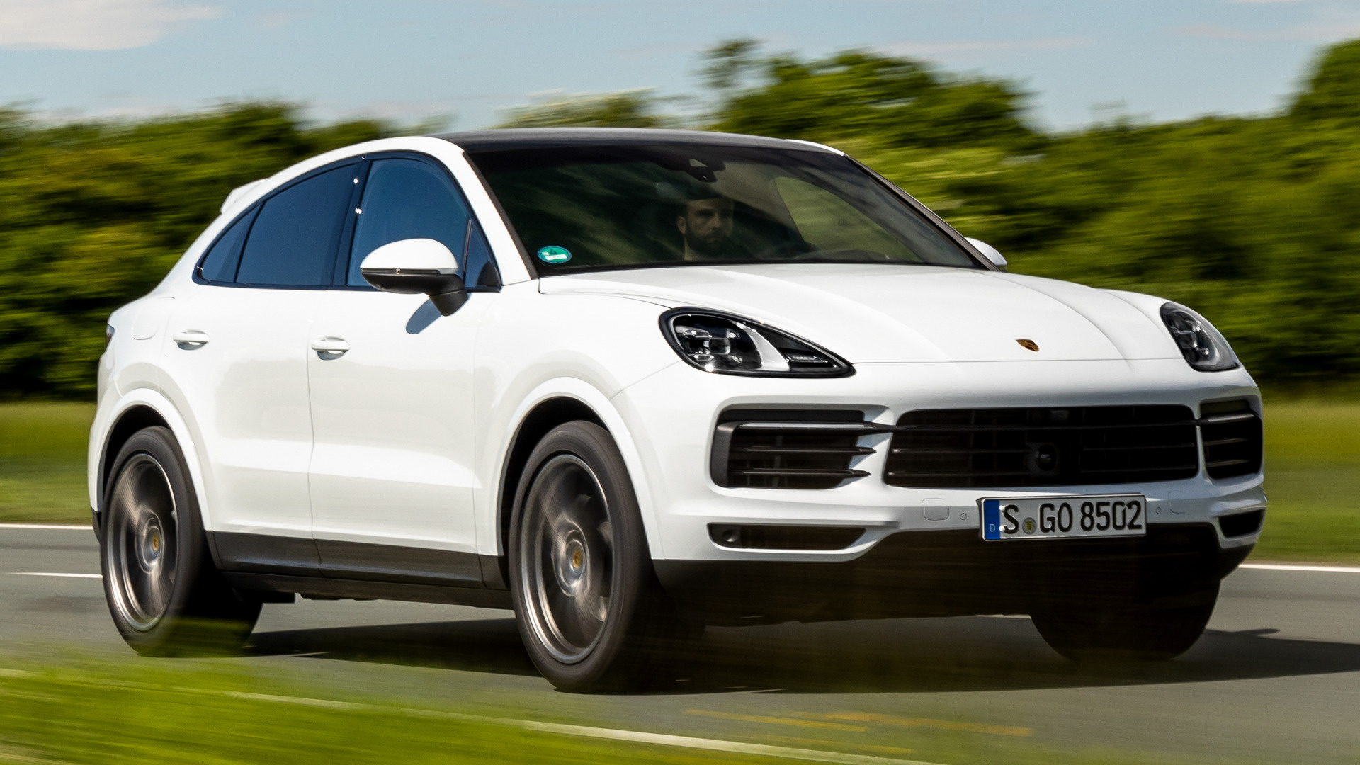 2019 Porsche Cayenne Coupe   Wallpapers and HD Images Car Pixel 1920x1080