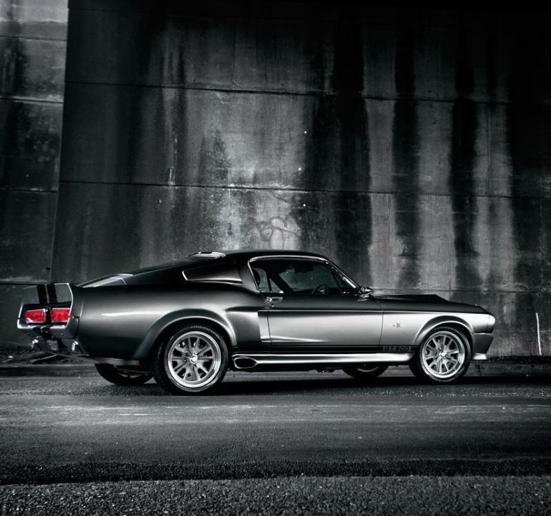 Fuentes de Informacin   Mustang Shelby GT 500 1967 800x749