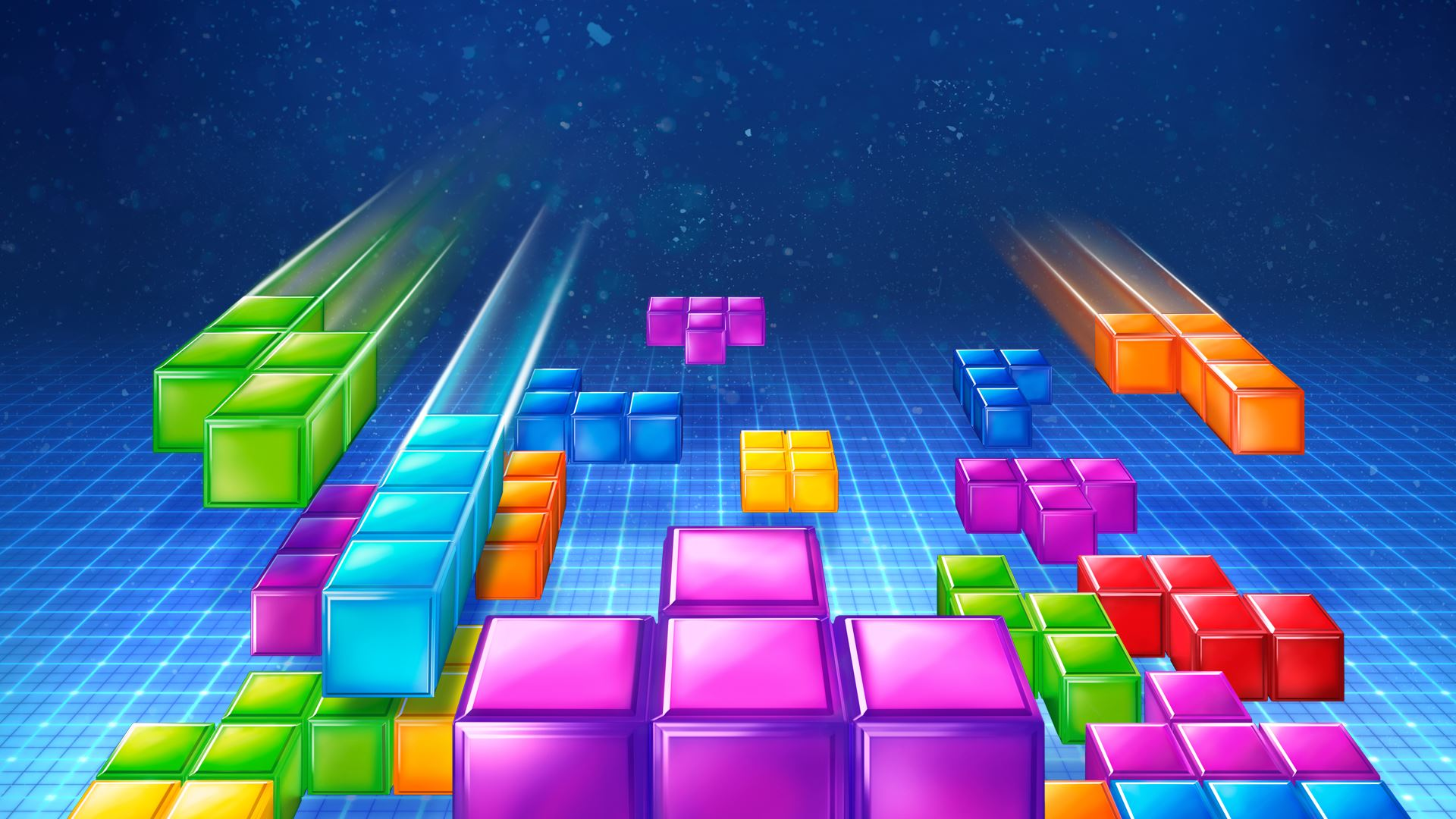 Tetris HD Wallpapers and Background Images   stmednet 1920x1080