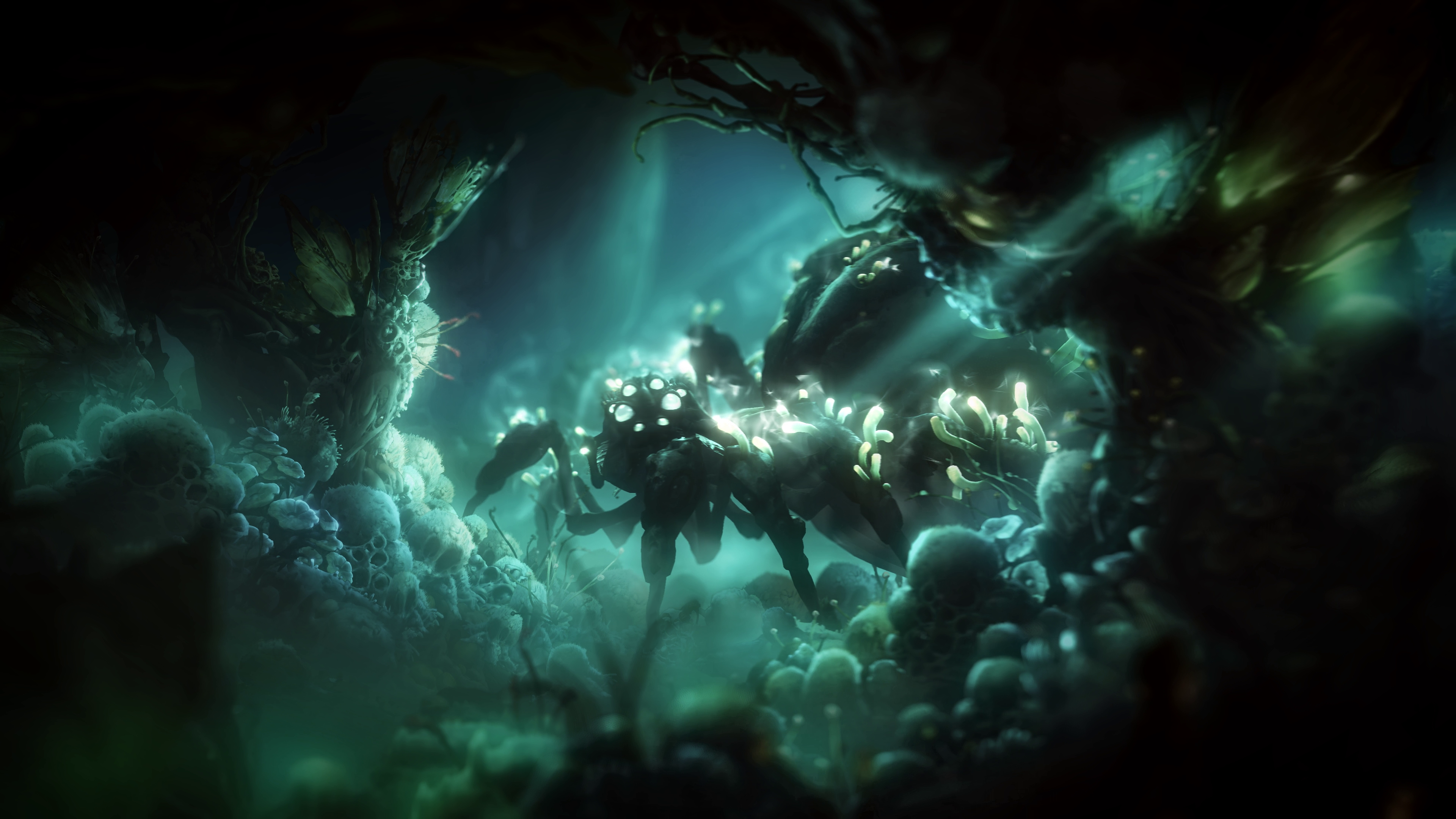Pictures of Ori and the Will of the Wisps   E3 Hands On 14 3840x2160