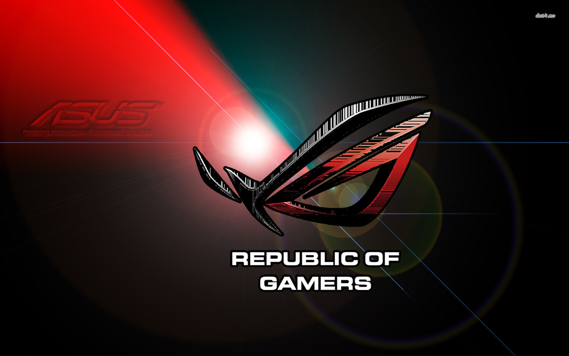 Republic of Gamers wallpaper   Computer wallpapers   3914 1920x1200